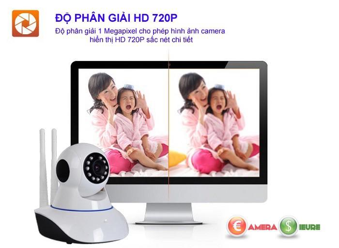 Camera quan sát ip wifi không dây thông minh Hdpro HDP333IP 01 3