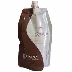 Dầu hấp tóc Collagen Karseell Maca siêu mềm mượt tóc Italy - 500ml