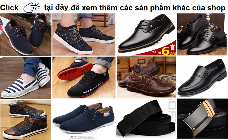 Giày sneaker nam năng động, trẻ trung 9