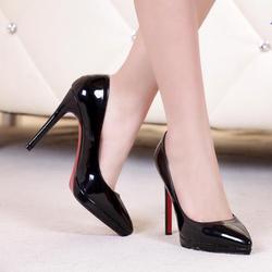 Giày cao gót đế đỏ cao cấp - LN637