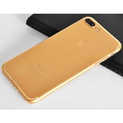 Ốp Lưng Dẻo Trong Màu IPhone 7 Plus Có Bảo Vệ Cổng Sạc - 5.5 inch