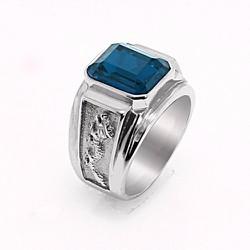 Nhẫn inox nam rồng cao cấp đẹp phong cách Hàn Quốc - N535