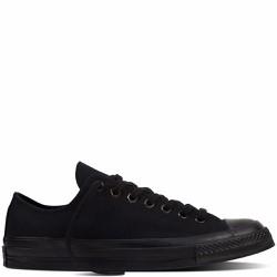 Giày Sneaker Full Đen Cổ Thấp Nam