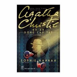 Sách - Agatha Christie - Kỳ án dòng chữ tắt