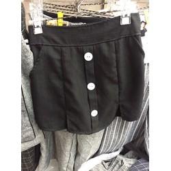 shop cherrygirl chuyên sỉ SLL -váy quần túi 2 bên, sỉ 100k