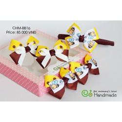 Set quà tặng handmade CHM - BB16