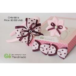 Set quà tặng handmade CHM - BB14
