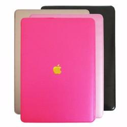 Bao da iPad 2-3-4 logo Apple cao cấp sang trọng