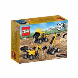 Lego xe công trình xây dựng 31041