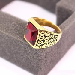 Nhẫn inox nam cao cấp đẹp phong cách Hàn Quốc N547