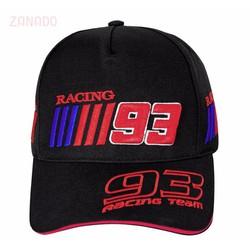 Nón Nam Nữ Racing 93 Sành Điệu