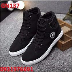 Giày Sneaker nam phong cách thể thao - GN137