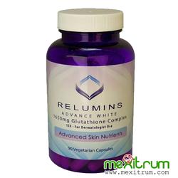 Viên Uống Trắng Da Relumins Advance White 1650mg Của Mỹ
