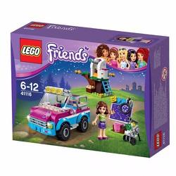 Lego xe khám phá của Olivia 41116