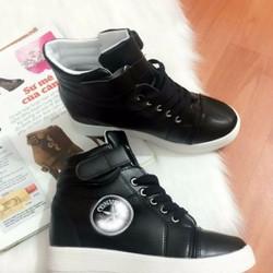 Giày cổ cao 2 xé logo Conve