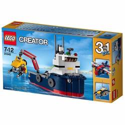 Lego khám phá đại dương 31045