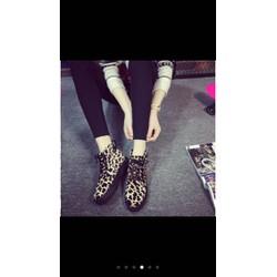 giầy cổ cao thời trang