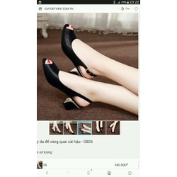 giày xinh giá rẻ