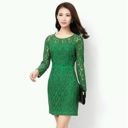 Đầm Ren Thanh Lịch