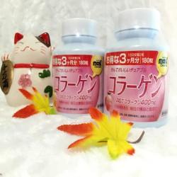 Viên Collagen Orihiro Dạng Nhai