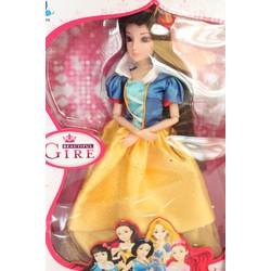 Mô hình búp bê công chúa bạch tuyết