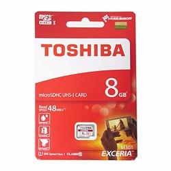 Thẻ nhớ Toshiba- class 10 MICRO SD 8GB