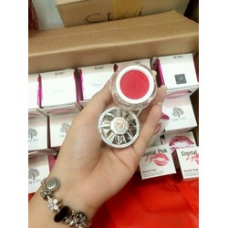 Son Dưỡng Trị Thâm môi và Làm hồng môi Laila Spa Crystal Pink Lip