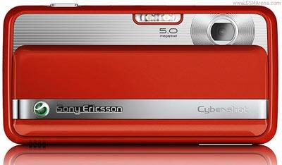 C903 nổi bật với máy ảnh 5 Megapixel. Ảnh: Gsmarena.