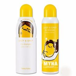 Dầu Gội Khô Holika Holika Lazy Easy Dry Shampoo