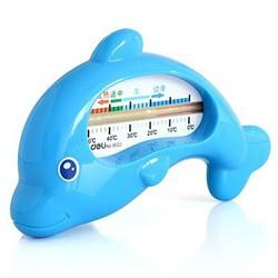 Đo nhiệt độ nước tắm cho bé  hình cá heo