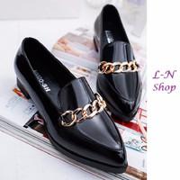 Giày Loafer cá tính - G0253