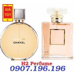 Bộ Đôi Chanel Chance + Coco Quyến Rũ