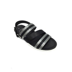 Giày Sandal sọc 3 quai ngang Everest E138