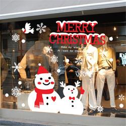 Decal trang trí Giáng Sinh-Noel 1