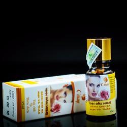 Tinh dầu nghệ trị mụn và da thâm 15ml