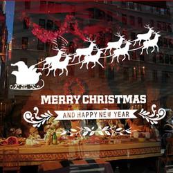 Decal trang trí Giáng Sinh-Noel 4