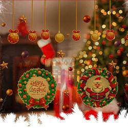 Decal trang trí Giáng Sinh-Noel 5
