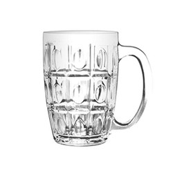 Ly thủy tinh quai bia Union Glass UG-316