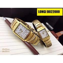 Đồng hồ đeo tay cặp đôi LONGI Đ022000