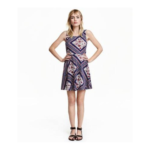 Váy ba lỗ họa tiết thổ cẩm - Hàng nhập Mỹ