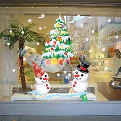 Decal trang trí Giáng Sinh-Noel 12