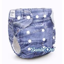 Bỉm Vải Bambimio loại ban ngày Size M cho bé từ 3-16kg