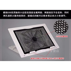 Đế tản nhiệt laptop new