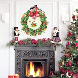 Decal trang trí Giáng Sinh-Noel 11