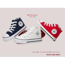 Giày thể thao cho học sinh 3 - 12 tuổi T11