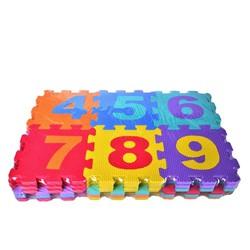 Thảm xốp mini chữ số 36 miếng