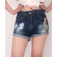 Quần Short Jean nữ cao cấp