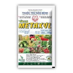 Thuốc trừ nấm bệnh Metaxyl 100g