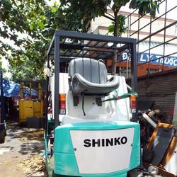 Xe nâng điện Shinco