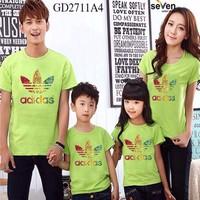 Áo gia đình adidass